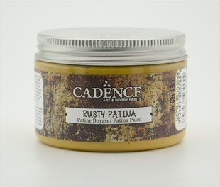 Cadence Rusty Patina Oksit Sarı 150 Ml