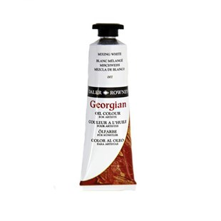 Daler Rowney Georgian Yağlı Boya 38 ml 007 Mixing White