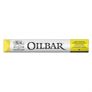 Winsor & Newton Artists Oilbar Yağlı Boya 50 ml 346 Lemon Yellow Hue S.3