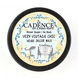 Cadence Very Vintage Home Decor Wax 50ml  Siyah